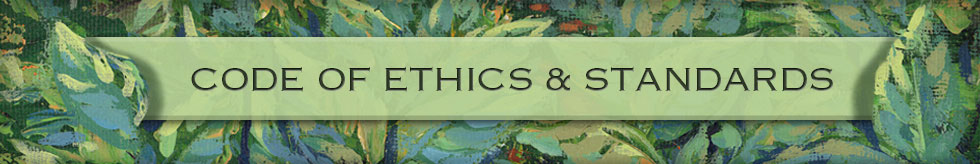 Code of Ethics & Standards